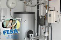 FESA - Die Komfortinstallateure für Heizung Sanitär in Leipzig.