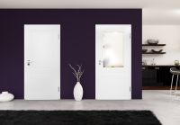 Innentüren gibt es in unterschiedlichen Varianten. Bild: tdx/Vitadoor