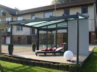 Wintergarten Ausstellung vor Ort