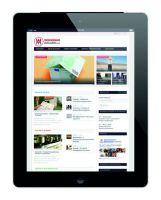 Wohnraummagazin: Werbefrei, regional und im Responsive Design auf sämtlichen Mobilgeräten nutzbar.