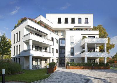 """Die neue Anlage """"Parkside"""" in Weinsberg bietet mit rund 7.600 Quadratmetern reichlich Wohnraum (Bild: UNIPOR/ Rahel Welsen)."""