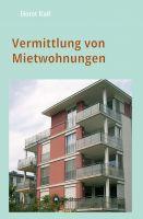 """""""Vermittlung von Mietwohnungen"""" von Horst Kuß"""