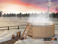 Der Badezuber von ISIDOR - Badespaß und Romantik pur!