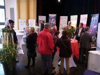 Zahlreiche Besucher informierten sich über das umfassende Angebot rund um das Thema Gesundheit (Foto Aktionsfläche praenet)