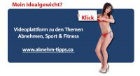 Abnehm-Tipps.co - Neue VIdeoplattform zu den Themen Abnehmen und Fitness