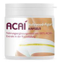 Acai-Hollywood-Figur Kapseln zum Abnehmen