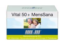 Vital 50+ MensSana - Basisversorgung für ältere Menschen