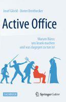 """DasBuch """"Active Office"""" von Josef Glöckl und Dr. Dieter Breithecker."""