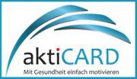 aktiCARD – das einfache Bezahl- und Verwaltungssystem für betriebliche Gesundheitsförderung