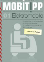 In der überarbeiteten Auflage des neuen Ratgebers MOBITIPP finden Interessenten alle Informationen zu Elektromobilen