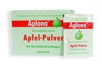 Aplona Apfelpulver gegen akuten Durchfall