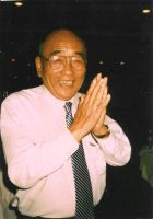 Liu Han Wen (1921-2004). Foto: Gabriele Schäfer