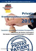 Studie Private Krankenzusatzversicherung 2014 von www.Verbraucherfinanzen-Deutschland.de