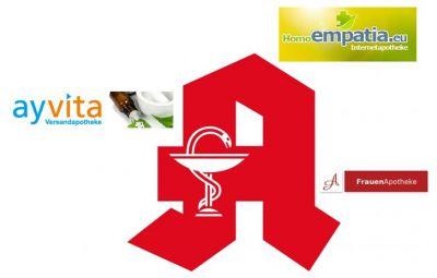 Arzneimittel, Apotheke, Internetapotheke, Versandapotheke, Ayvita, Homoempatia, Frauenapotheke,