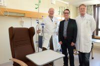 Klinikum Ingolstadt baut Krebstherapie aus