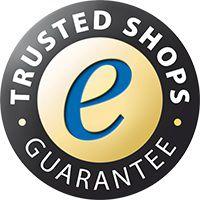 GAMU jetzt mit Trusted Shops Gütesiegel - Mehr Sicherheit für unsere Kunden