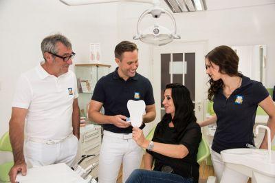 Zahnärzte Saarland Implantologie