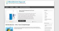 Munddusche-Tipps.de - Ihr Ratgeber