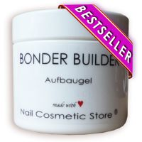 Bonder Builder Nagelstudio Profi UV-Gel für die Nagelmodellage