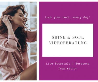 Shine&Soul Videoberatung