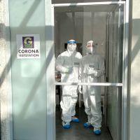 Confidentia Trading GmbH spendet an Götz Apotheke 2.000 Stück FFP2 Masken