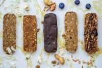 DANKBARS- vegane Proteinriegel zum selber machen, designt für Ernährungsstile Low Carb, Diät, Keto und andere