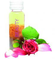 QiYun Beauty – Das Schönheitselixier mit der Kraft der Rose. Erhältlich als Wochenkur (59,- EUR)  und als Monatskur (199,- EUR)