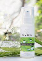 Das neue TexPro Spray für Textilien: 100% bio gegen Schweißgeruch