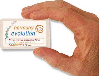 Harmony Evolution