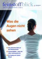 """Der neue """"feinstoffblick"""" zum Thema Hochsensibilität und Rücken"""