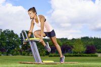 Der Outdoor Fitness-Trend wächst