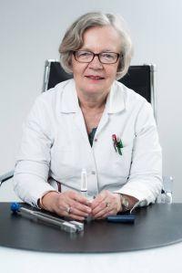 Diabetologin Dr. Jolanda Schottenfeld-Nao
