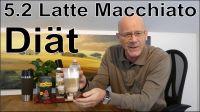Die 5.2 Latte Macchiato Diät mit Ingwer Kur – Einfach abnehmen und gesund leben