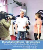 Die AktiFlex Schulterhilfe im Fernsehen