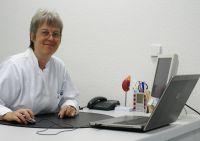 """Irmgard Landgraf führte das GeWINO-Forschungsvorhaben """"Vernetze ärztliche Versorgung im Pflegeheim"""" im Bethanien Sophienhaus durch"""