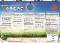 Beispielblatt Gesundheitsmond-Kalender