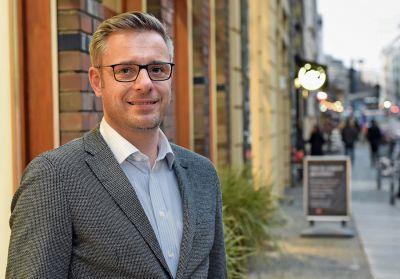 Alexander Lohse,Bundesgeschäftsführer Volkssolidarität und Vorstandsmitglied BVAP