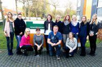 Das Team Dokumentarfilm SCHAKI der Universität Bielefeld
