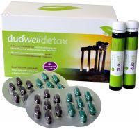 duówell detox – Die erste 4-Wochen-Vitalstoffkur, die natürliche innere Reinigung mit Anti-Aging-Zellschutz kombiniert.