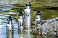 Edelstahl Trinkflaschen - ECOtanka die ökologische Alternative!