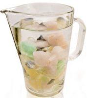 Wassser ist Leben - Edelsteinwasser ist gesünderes Leben (La Pantera Wien)