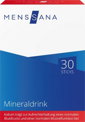 Mineraldrink MenSana - PZN 09486205