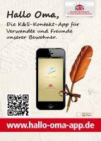 Die iPhone App von K&S