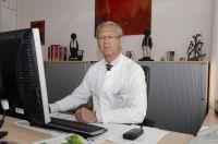 Der Direktor der Chirurgischen Klinik II  Prof. Dr. Michael Wenzl, war der Gastgeber der P.A.R.T.Y..  Foto: Klinikum Ingolstadt