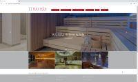 Eine neue Website für BALNEA SPA GmbH