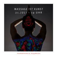 Einzigartige Vernissage, Junges Start-Up macht Münchens Verspannungen sichtbar.