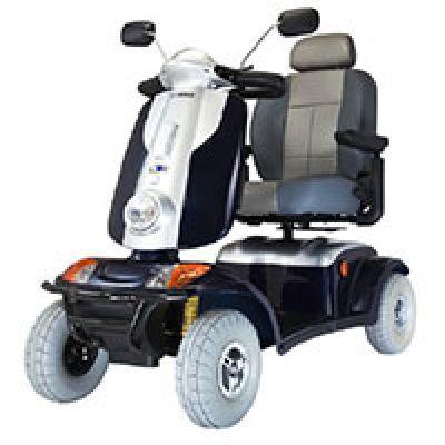 Elektromobil für Senioren
