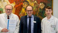 Elisabeth-Klinik Bigge ist als Wirbelsäuleneinrichtung der Deutschen Wirbelsäulengesellschaft® zertifiziert