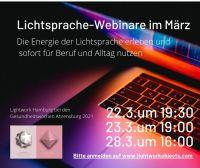 Energie auftanken beim Lichtsprache-Webinar im März