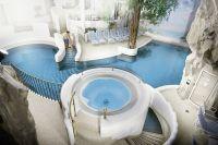 3000 M² Bade- und Saunalandschaft